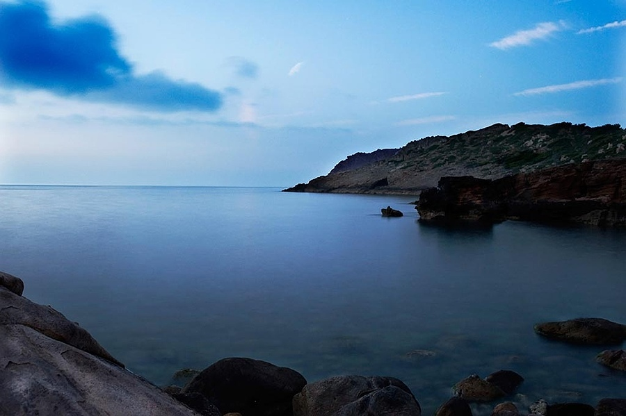 nightfall - Menorca | ZEISS ZS DISTAGON F2.0 35MM <br> Click image for more details, Click <b>X</b> on top right of image to close