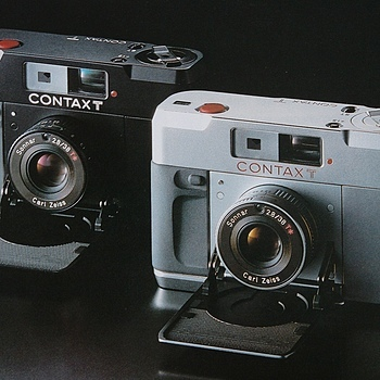 Little CONTAX T beauties! | LENS MODEL NOT SET <br> Click image for more details, Click <b>X</b> on top right of image to close