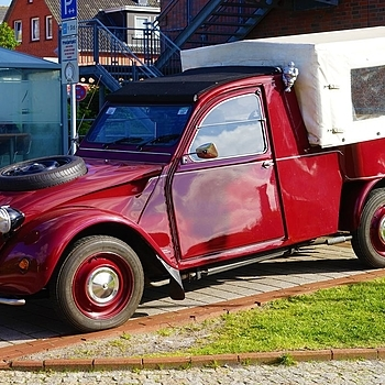 Citroen pickup | LENS MODEL NOT SET