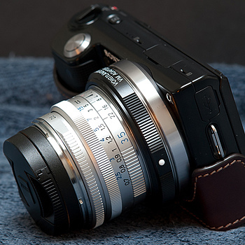 Poor mans leica | ZEISS ZA SONNAR 135MM F1.8 <br> Click image for more details, Click <b>X</b> on top right of image to close