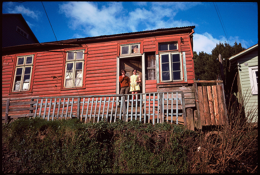 Corral, Chile 1974 | ZEISS JENA BIOGON 35MM F2.8 <br> Click image for more details, Click <b>X</b> on top right of image to close