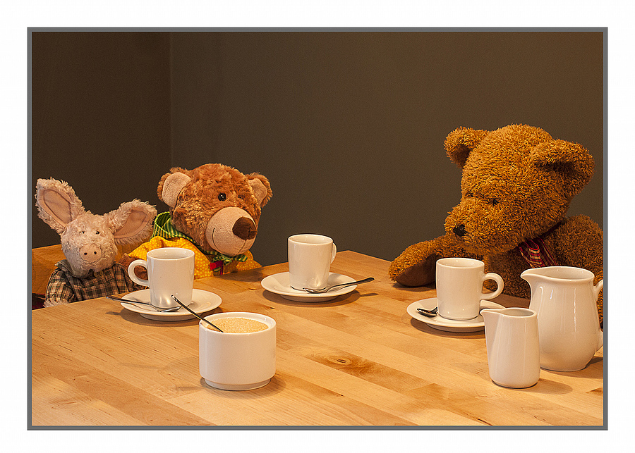 A Tea Party | ZEISS ZM BIOGON F2.0 35MM <br> Click image for more details, Click <b>X</b> on top right of image to close