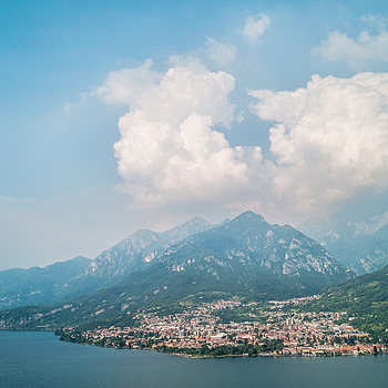 Lake Como | ZEISS ZM DISTAGON F4 18MM