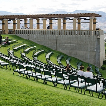 Amphitheatre at Mission Hill Estate Winery, Kelowna, B.C., Canada | ZEISS ZA VARIO-SONNAR DT F3.5-F4.5 16-80MM