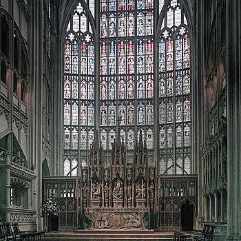 Gloucester Cathedral Ladies Chapel | ZEISS ZM BIOGON F2.8 21MM