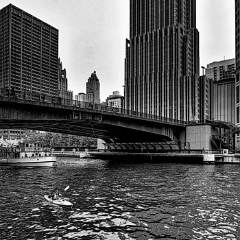 Chicago Riverwalk #1