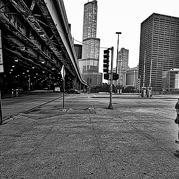Chicago Riverwalk #3