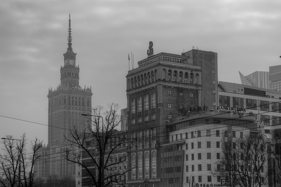 Vision of the Town: Warsaw (2/14) | CARL ZEISS JENA VARIO-PANCOLAR 2.7-3.5/35-70 M42 <br> Click image for more details, Click <b>X</b> on top right of image to close