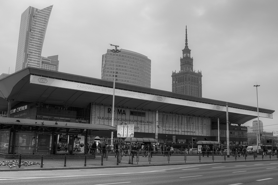 Vision of the Town: Warsaw (9/14) | CARL ZEISS JENA VARIO-PANCOLAR 2.7-3.5/35-70 M42 <br> Click image for more details, Click <b>X</b> on top right of image to close