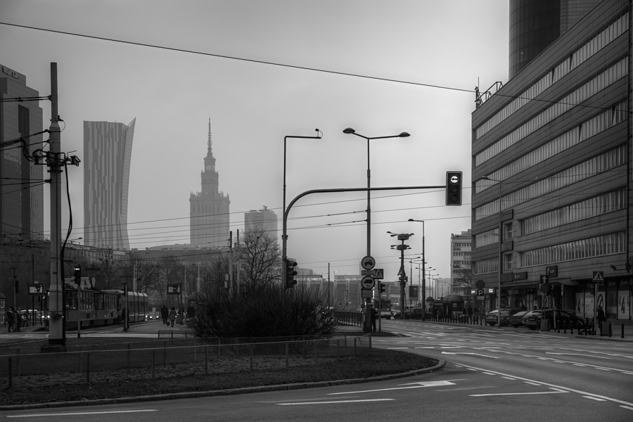 Vision of the Town: Warsaw (11/14) | CARL ZEISS JENA VARIO-PANCOLAR 2.7-3.5/35-70 M42 <br> Click image for more details, Click <b>X</b> on top right of image to close