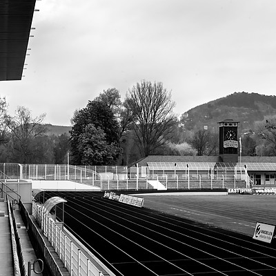 14 / The Ernst-Abbe-Sportfeld | CARL ZEISS JENA VARIO-PANCOLAR 2.7-3.5/35-70 M42 <br> Click image for more details, Click <b>X</b> on top right of image to close