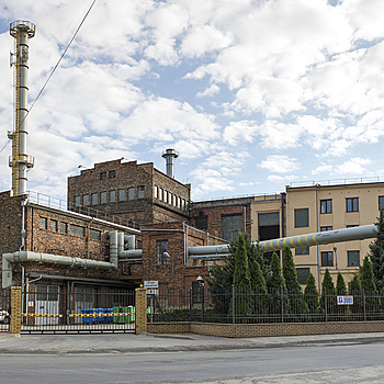 Oldest Operating Power-Plant of Poland | ZEISS DISTAGON F2 28MM