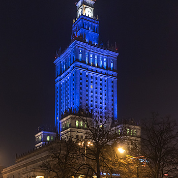 It was taken at Emili Plater Street at Warsaw (#3/4) | CARL ZEISS JENA VARIO-PANCOLAR 2.7-3.5/35-70 M42 <br> Click image for more details, Click <b>X</b> on top right of image to close