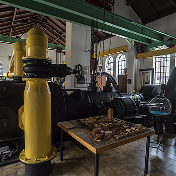 Warsaw Gasworks Museum #10 | ZEISS CY DISTAGON 18MM F4 <br> Click image for more details, Click <b>X</b> on top right of image to close