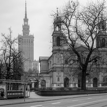 Vision of the Town: Warsaw (3/14) | CARL ZEISS JENA VARIO-PANCOLAR 2.7-3.5/35-70 M42 <br> Click image for more details, Click <b>X</b> on top right of image to close