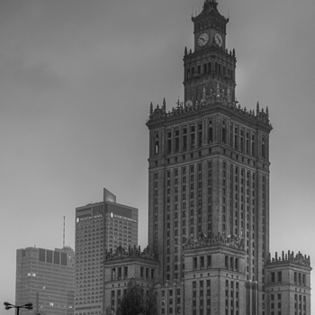 Vision of the Town: Warsaw (5/14) | CARL ZEISS JENA VARIO-PANCOLAR 2.7-3.5/35-70 M42 <br> Click image for more details, Click <b>X</b> on top right of image to close