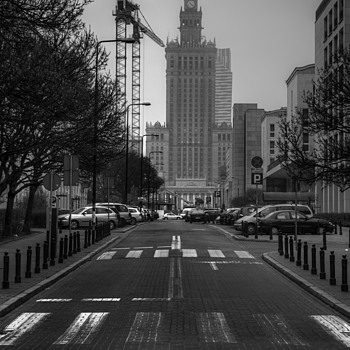 Vision of the Town: Warsaw (7/14) | CARL ZEISS JENA VARIO-PANCOLAR 2.7-3.5/35-70 M42 <br> Click image for more details, Click <b>X</b> on top right of image to close