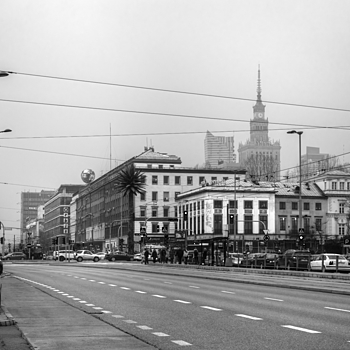 Vision of the Town: Warsaw (10/14) | CARL ZEISS JENA VARIO-PANCOLAR 2.7-3.5/35-70 M42 <br> Click image for more details, Click <b>X</b> on top right of image to close