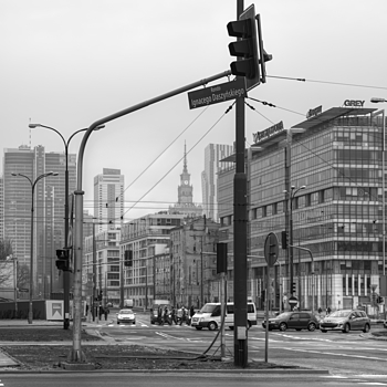 Vision of the Town: Warsaw (12/14) | CARL ZEISS JENA VARIO-PANCOLAR 2.7-3.5/35-70 M42 <br> Click image for more details, Click <b>X</b> on top right of image to close
