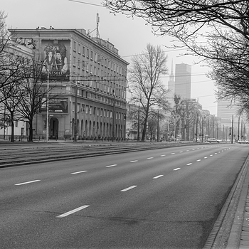 Vision of the Town: Warsaw (13/14) | CARL ZEISS JENA VARIO-PANCOLAR 2.7-3.5/35-70 M42 <br> Click image for more details, Click <b>X</b> on top right of image to close