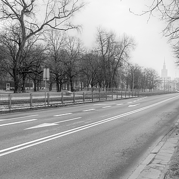 Vision of the Town: Warsaw (14/14) | CARL ZEISS JENA VARIO-PANCOLAR 2.7-3.5/35-70 M42 <br> Click image for more details, Click <b>X</b> on top right of image to close