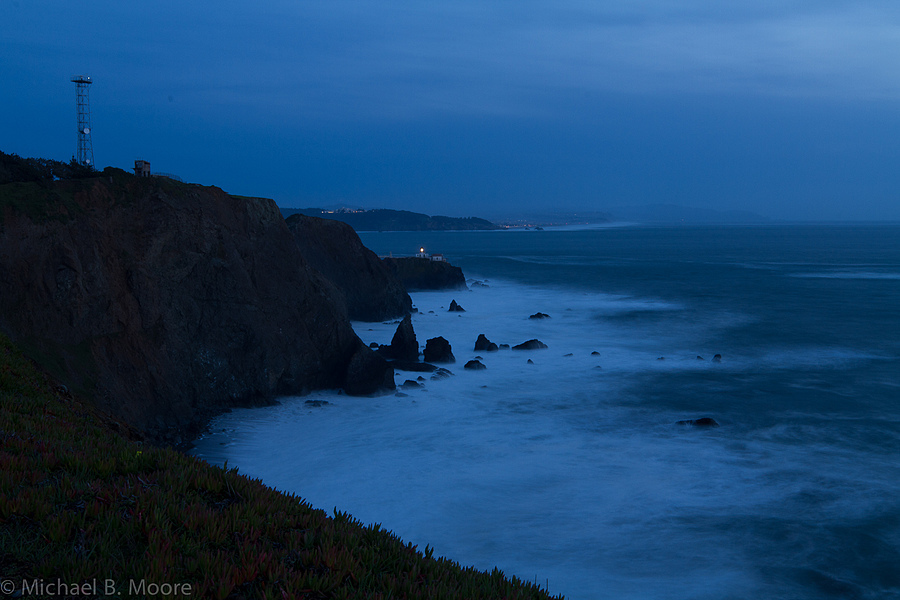 Point Bonita Light | ZEISS DISTAGON F2.8 21MM <br> Click image for more details, Click <b>X</b> on top right of image to close