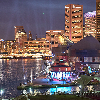 Light City - Baltimore