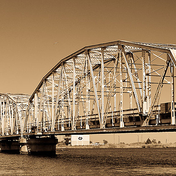 Chef Menteur Bridge Built 1929 | ZEISS ZA VARIO-SONNAR F2.8 24–70MM <br> Click image for more details, Click <b>X</b> on top right of image to close