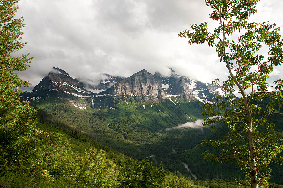 Glacier National Park | ZEISS ZA VARIO-SONNAR DT F3.5-F4.5 16-80MM <br> Click image for more details, Click <b>X</b> on top right of image to close