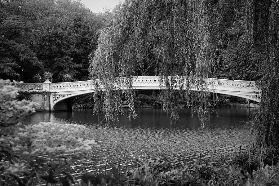 Bow Bridge, Central Park | ZEISS ZA VARIO-SONNAR DT F3.5-F4.5 16-80MM <br> Click image for more details, Click <b>X</b> on top right of image to close