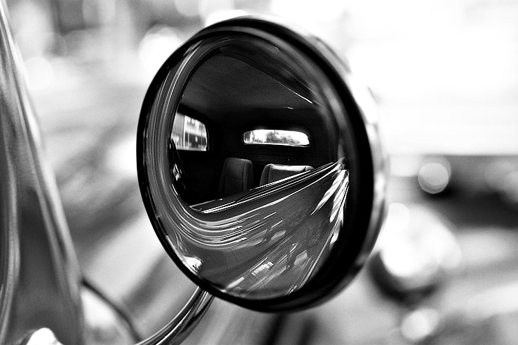 Old Car Mirror | ZEISS MAKRO PLANAR F2.0 50MM <br> Click image for more details, Click <b>X</b> on top right of image to close