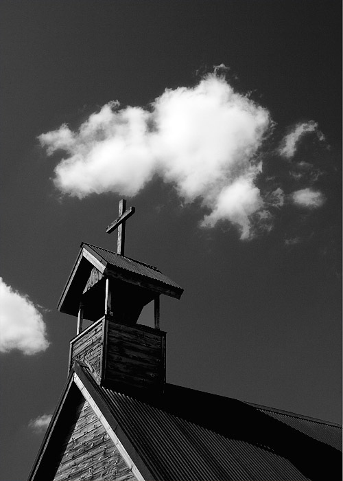 Church in B&W | ZEISS MAKRO PLANAR F2.0 50MM <br> Click image for more details, Click <b>X</b> on top right of image to close