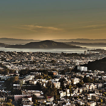 Alcatraz from Twin Peaks | ZEISS ZA VARIO-SONNAR F2.8 24–70MM
