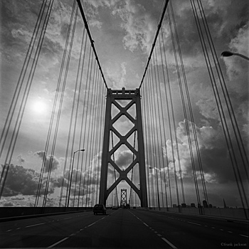 bay bridge, west into San Francisco | LENS MODEL NOT SET <br> Click image for more details, Click <b>X</b> on top right of image to close