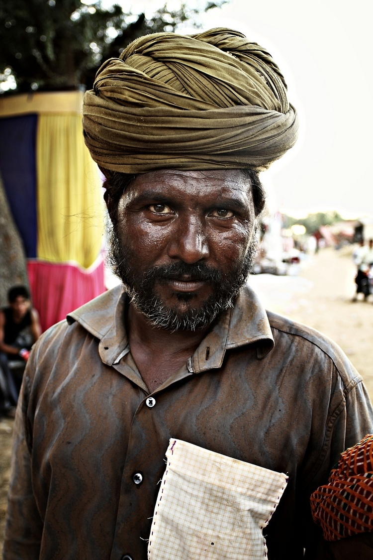 Ram Singh, Rabari camel herder, Rajasthan, india | ZEISS DISTAGON F2.8 21MM <br> Click image for more details, Click <b>X</b> on top right of image to close