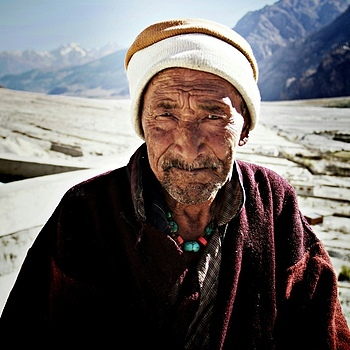 Tenzin, Nubra Valley | ZEISS DISTAGON F2.8 21MM <br> Click image for more details, Click <b>X</b> on top right of image to close