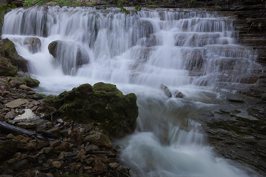 Cheese Box Falls, Van Hornesville, NY | ZEISS ZA VARIO-SONNAR F2.8 24–70MM <br> Click image for more details, Click <b>X</b> on top right of image to close