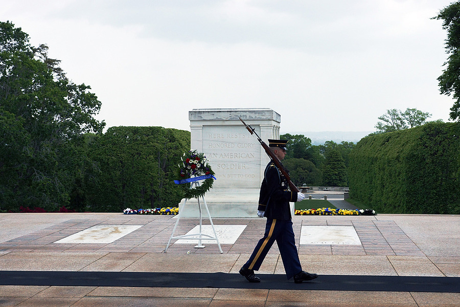 Tomb of the Unknown Soldier | ZEISS ZA VARIO-SONNAR F2.8 24–70MM <br> Click image for more details, Click <b>X</b> on top right of image to close