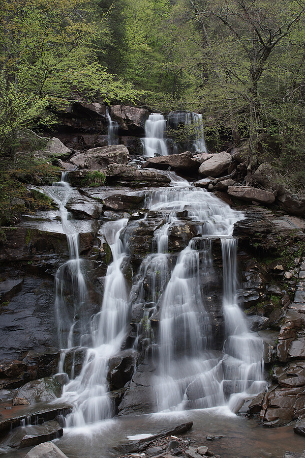 Kaaterskill Falls | ZEISS ZA VARIO-SONNAR F2.8 24–70MM <br> Click image for more details, Click <b>X</b> on top right of image to close