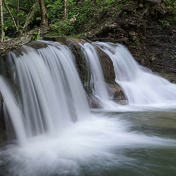 Saw Mill Falls II, Van Hornesville, NY | ZEISS ZA VARIO-SONNAR F2.8 24–70MM
