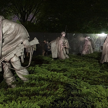Korean War Memorial | ZEISS ZA VARIO-SONNAR F2.8 24–70MM