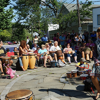 Woodstock Drum Circle | ZEISS ZA VARIO-SONNAR F2.8 24–70MM