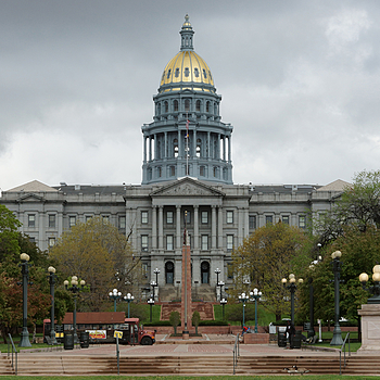 Colorado State Capital Building | ZEISS ZA VARIO-SONNAR F2.8 24–70MM