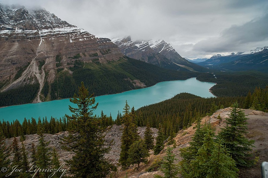 Peyto Lake, Canadian Rockies | ZEISS DISTAGON F2.8 21MM <br> Click image for more details, Click <b>X</b> on top right of image to close