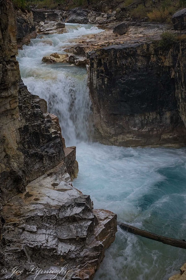 Rushing water  (Marble Canyon) | LENS MODEL NOT SET <br> Click image for more details, Click <b>X</b> on top right of image to close