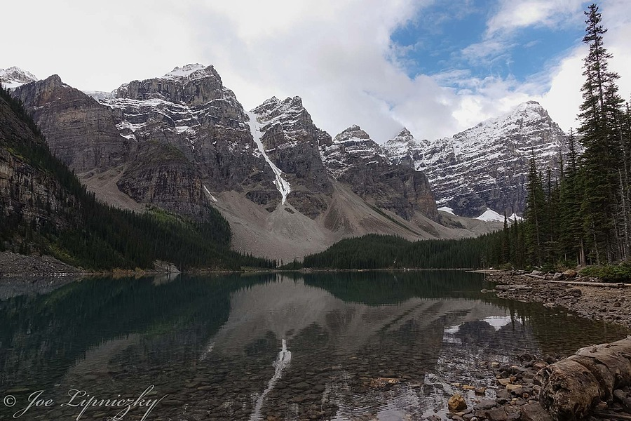 Moraine Lake, Banff | LENS MODEL NOT SET <br> Click image for more details, Click <b>X</b> on top right of image to close