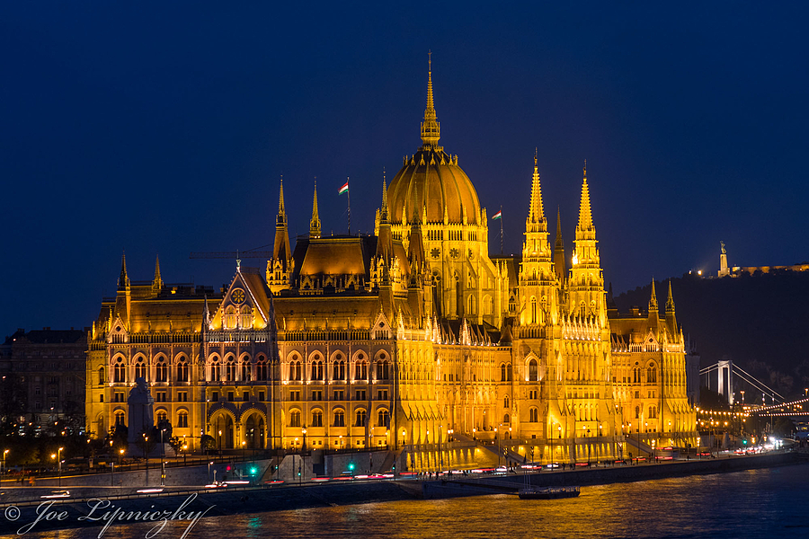 The Parliament in Budapest | LENS MODEL NOT SET <br> Click image for more details, Click <b>X</b> on top right of image to close