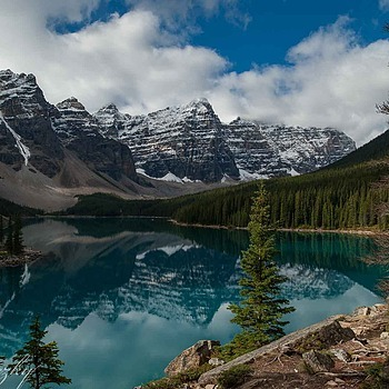 Moraine Lake | ZEISS DISTAGON F2.8 21MM