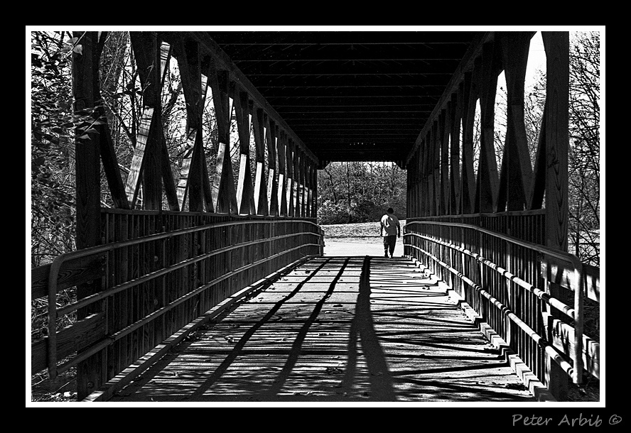Covered Bridge | ZEISS ZM C SONNAR F1.5 50MM <br> Click image for more details, Click <b>X</b> on top right of image to close