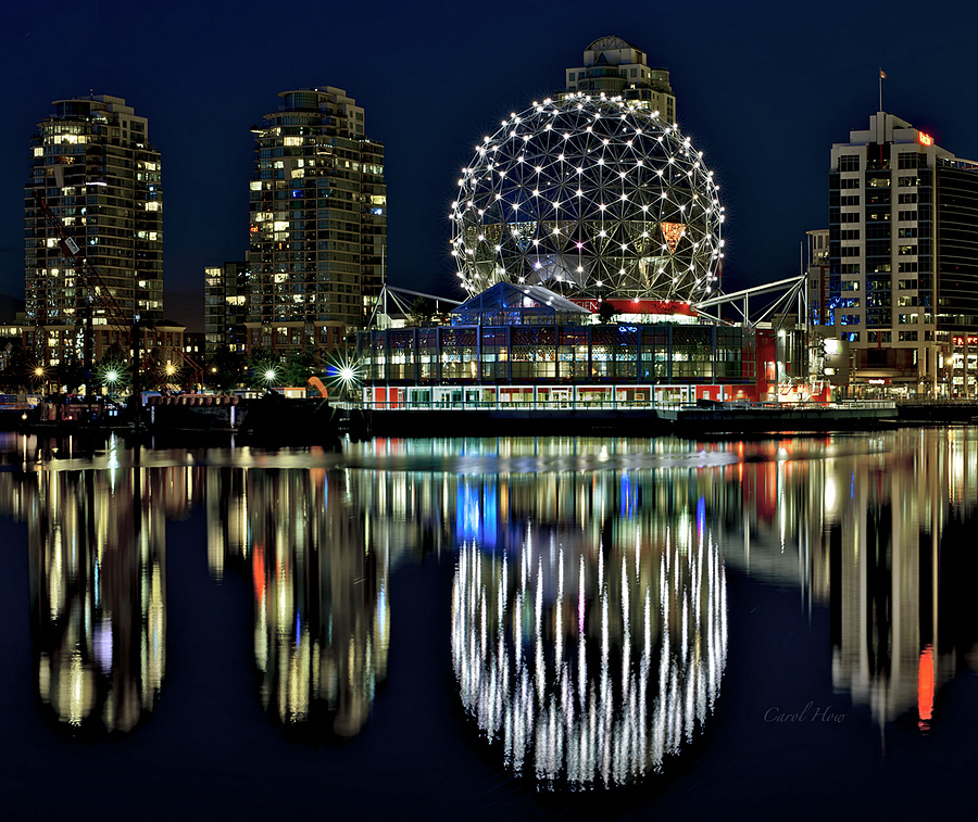 Science World, Vancouver BC, Canada | ZEISS PLANAR F1.4 50MM <br> Click image for more details, Click <b>X</b> on top right of image to close